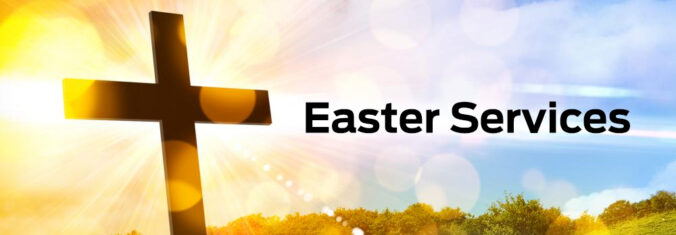 Easter Services 2020